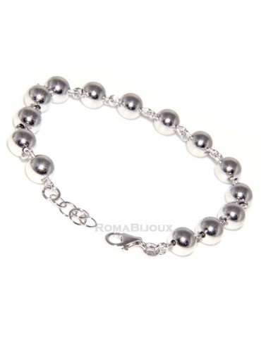 Argento 925 : ball bracelet