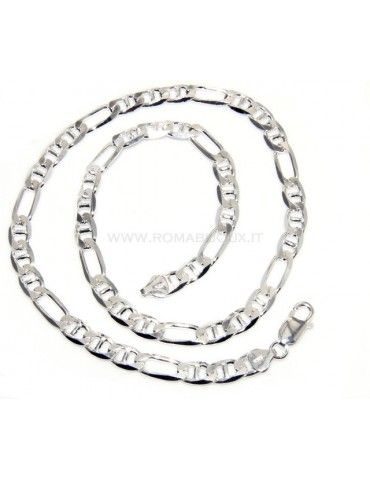 silver 925, bracialet or chain for man