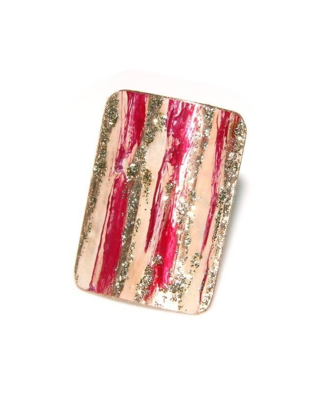 ring, copper 999