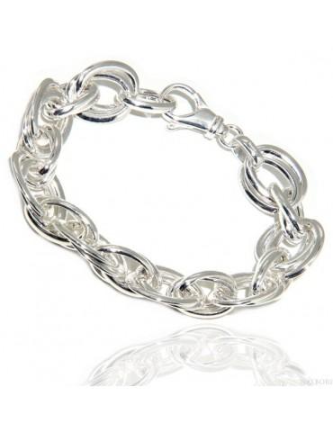 Woman bracelet in 925...