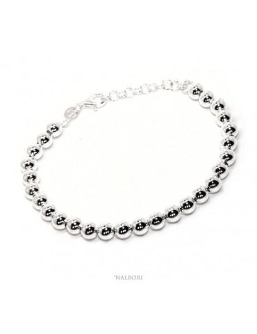beads bracelet NALBORI dark color