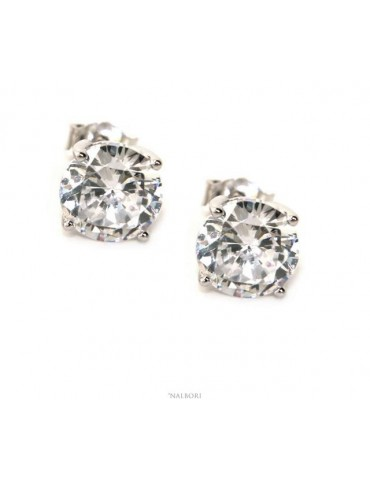 Silver 925: earrings man /...