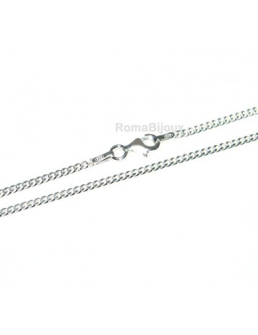 NALBORI| sterling silver italian chain or bracelet  2.00 mm