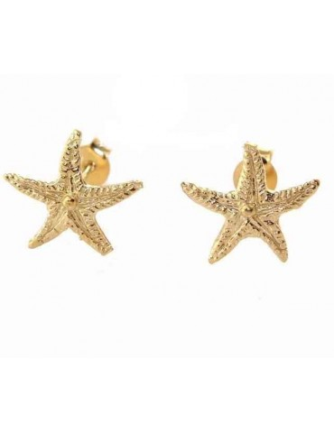 starfish earrings 925...