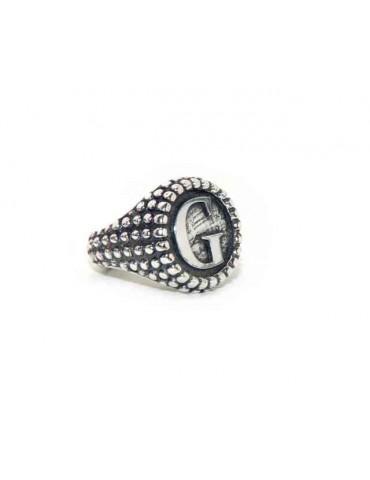Ring Silver 925 chevalier...