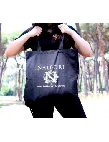 NALBORI - borsa shopper tela Jumbo